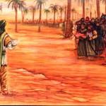 Husien Bin Ali Bin Abi Thalib, Cucu Rasulullah SAW yang Syahid di Karbala